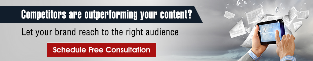 Competitors are outperforming your content?